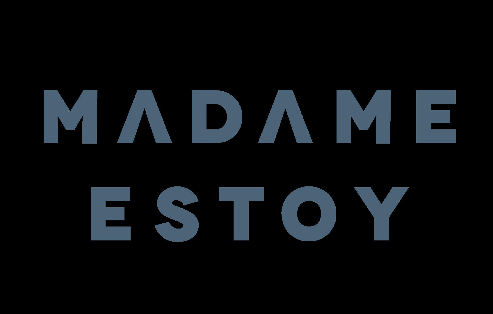 Madame Estoy - Des jolies sandales en cuir
